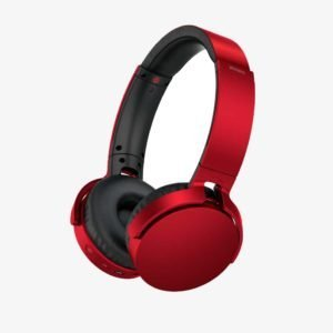 Red Headphone